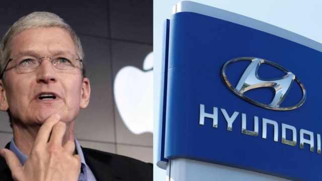 苹果汽车现代制造?韩国现代:谈判处于早期阶段