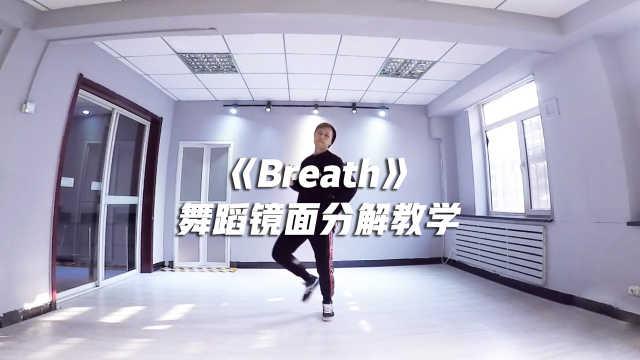 GOT7《Breath》舞蹈镜面分解教学Part1