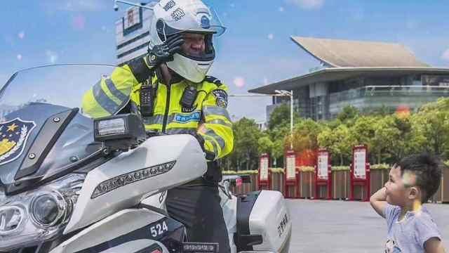 第一个警察节,最美守护者——中国人民警察,向你们致敬!