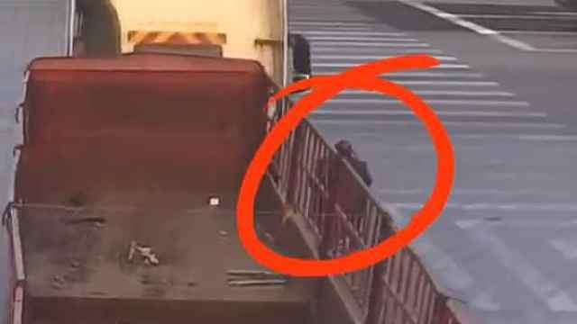 货车盲区需注意