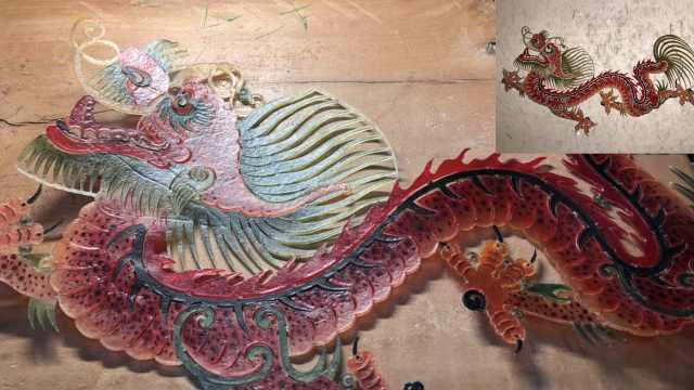 小学老师辞职雕刻皮影21年:不足养家糊口,但为传承艺术