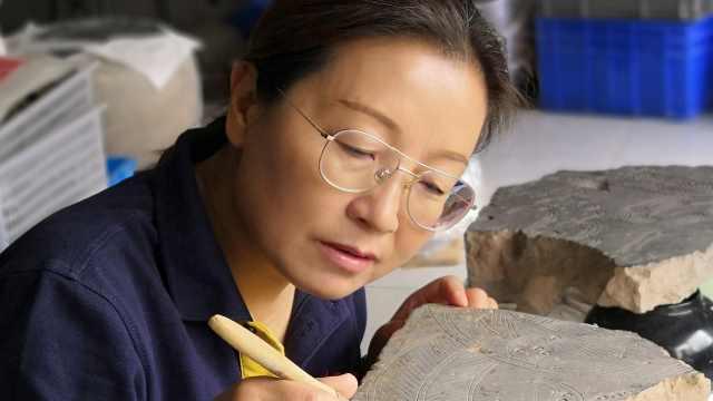 """考古队长讲故事:砖厂垃圾堆里发现秦朝的""""造币机"""""""