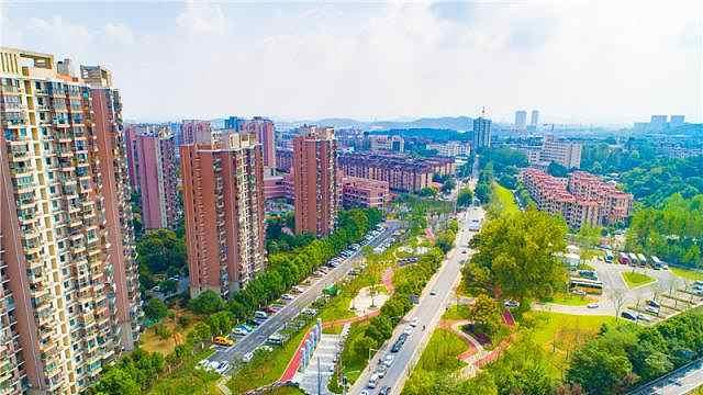 """转角遇到美!2020年南京新增16处""""口袋公园"""""""