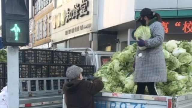 东北人有多爱吃大白菜?看完这个视频就知道了