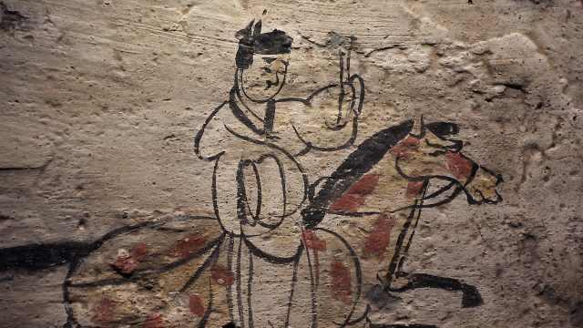 这块砖纪录了中国最早的