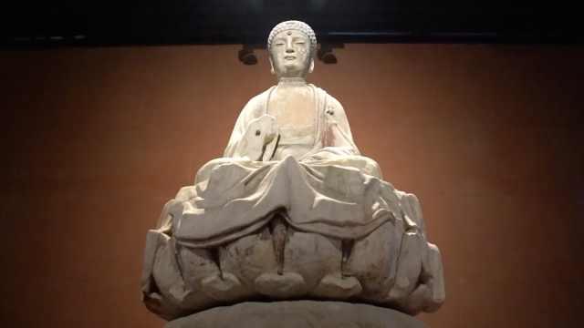 50件大足石刻精品苏州过年,镇馆之宝释迦牟尼佛像将亮相