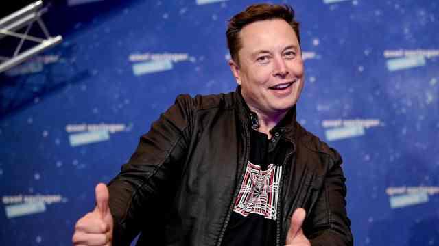 马斯克称五年半内登陆火星,时间缩短至1个月