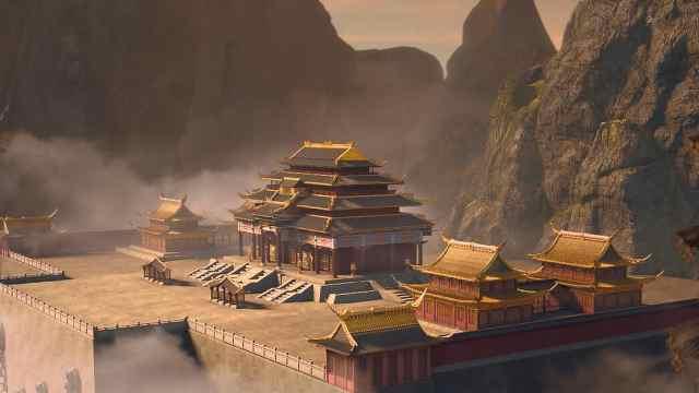 雄兵连后《烈阳天道II》场景预告,探索烈阳星文明奥秘