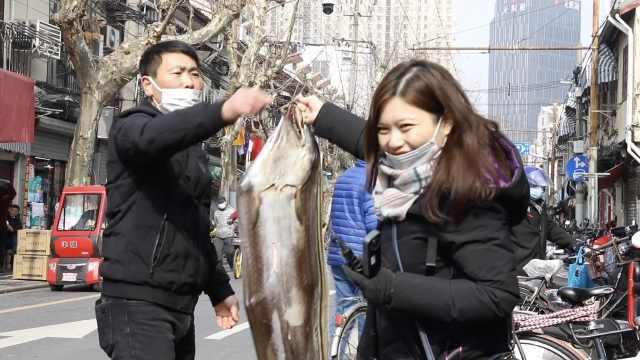 上海寻年②|南市鳗鲞搬到百年顺昌路:江苏人在上海也跟着吃