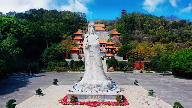 广州南沙必去的景点,还要打卡网红酒店
