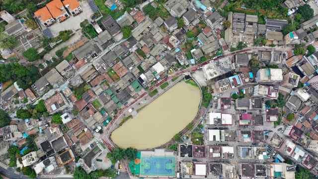 百年古村藏在深圳边缘,村民都是艺术家