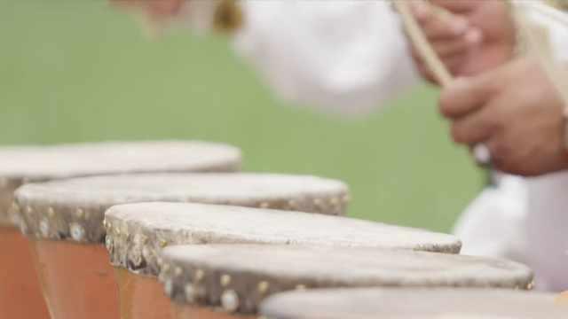 非遗过大年   新疆非物质文化遗产:维吾尔族鼓吹乐