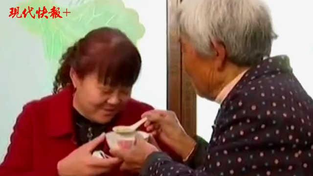 母女分离半个世纪后相见!女儿:妈妈做的汤圆真好吃
