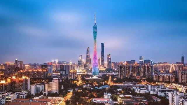 广州必打卡游玩路线,有网红景点和酒店