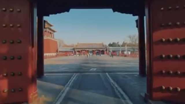 """""""时光""""漫步北京"""