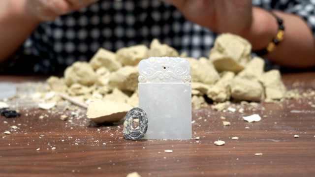 实测开箱河南博物院网红考古盲盒:越挖越忐忑,结果意外