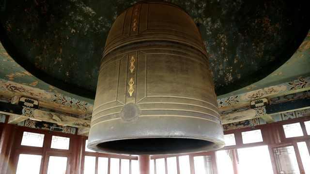 600年前昆明火警119是啥?铜质14吨重的永乐大钟据传声响30里