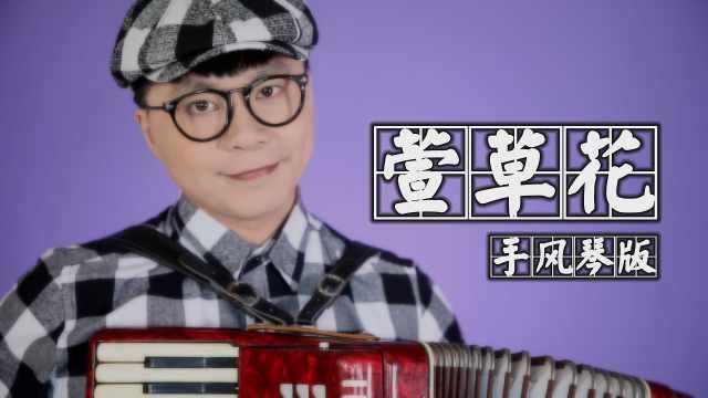 手风琴演绎:《你好,李焕英》主题曲《萱草花》