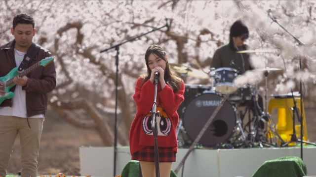 新疆首个文旅微综乘着歌声游新疆第一季第四期《童趣的春天》
