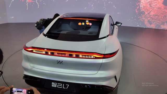 上汽副总裁祖似杰:智己汽车每年上新一款