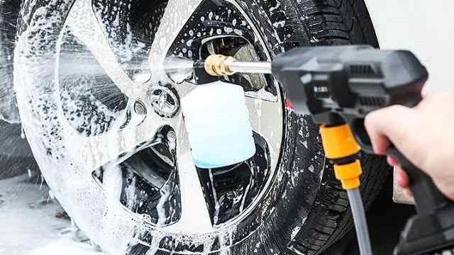 洗车越来越贵,有它自己搞定