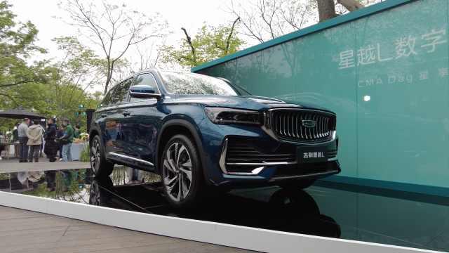 用户直呼价值达30万级,是星越L颠覆紧凑型SUV的底气