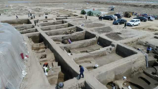 山东菏泽已发现198座连片古墓,地理位置揭秘汉代埋葬传统