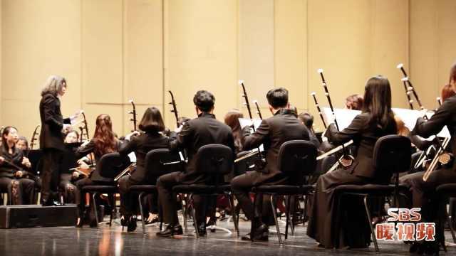 苏州民族管弦乐团亮相杭州音乐节