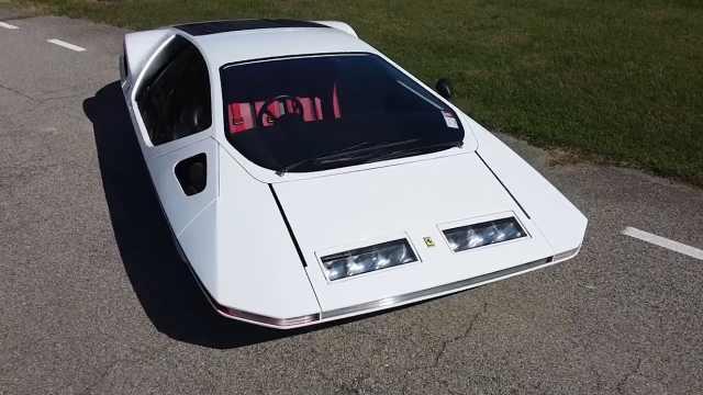 穿越时空的飞碟,法拉利512S Modulo经典重现