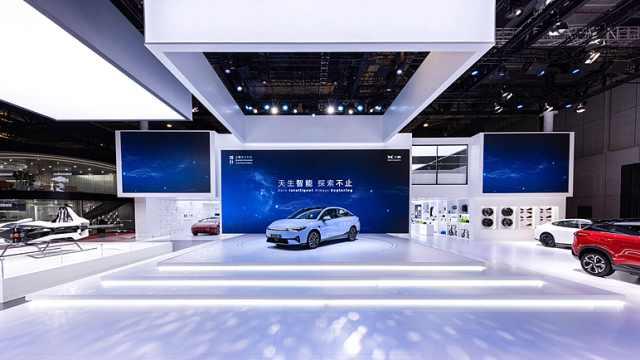 小鹏P5上海车展正式开启预订