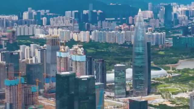 你在深圳感受到的美好生活有哪些?