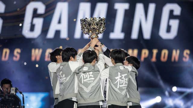 LOL该有世界杯?韩媒:S赛冠军八成是韩国人,韩国可预定冠军
