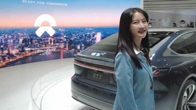 蔚来首款量产纯电轿车来了?eT7安排!