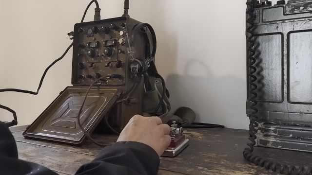 湖南神秘电台曾被400人保护,男发报员久不出山长出一头长发