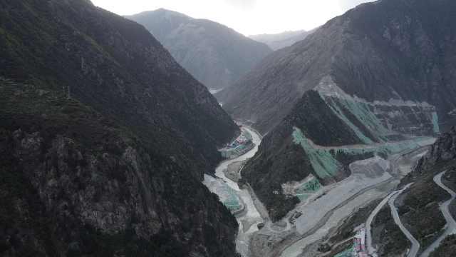 315米!四川阿坝建世界第一高坝,相当于百层高楼