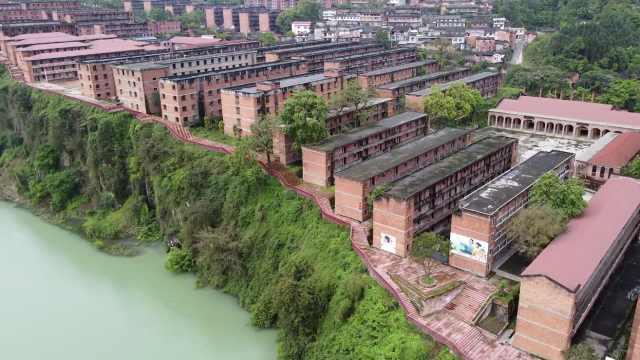 """大渡河畔105栋红房子即将""""复活"""" ,3万人的青春留在这里"""