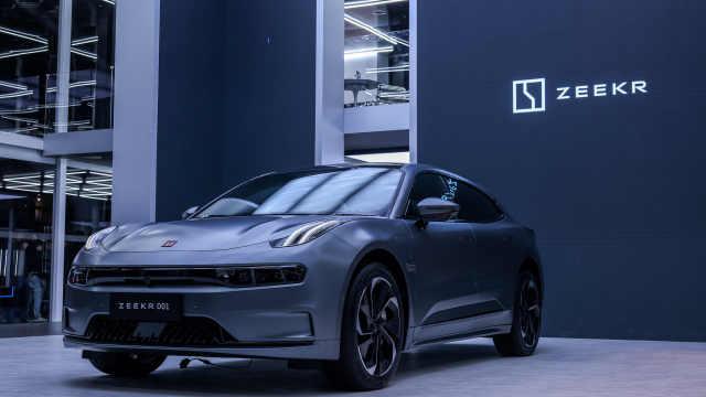 极氪智能科技全国巡展正式开启,家门口体验新车的机会来了