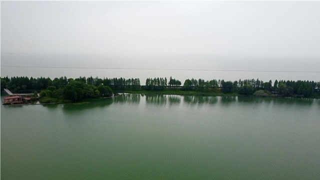 """朦胧太湖烟雨江南,贡湖湾""""治污老将""""眼中的一体化绿色实践"""