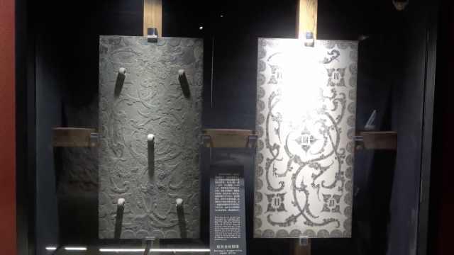 山东一博物馆存世界最大铜镜,属中国首批禁止出国展览文物