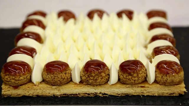 基础圣多诺黑 :号称1847年就有的甜品