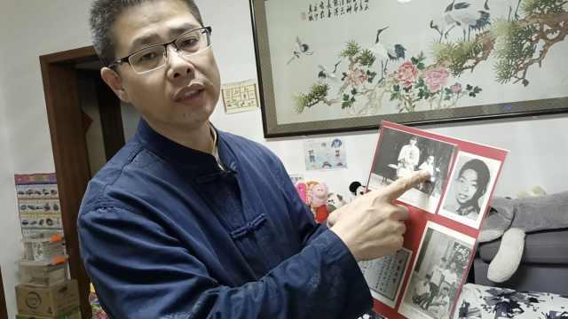 大量珍贵图像曝光!长沙大叔收藏百件袁隆平文献资料