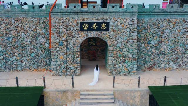 广东梅州网红景点,最适合穿汉服拍照的地方