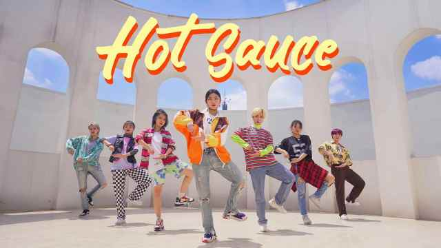 【孙子团】真有味道的NCT DREAM-Hot Sauce