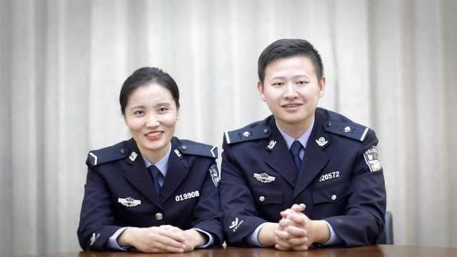 警察夫妻的爱情:怕妻子担心,他被嫌疑人追砍也不说
