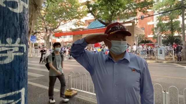 武汉连续3年背古诗文的退休交警今年再护考:如需要,一定来