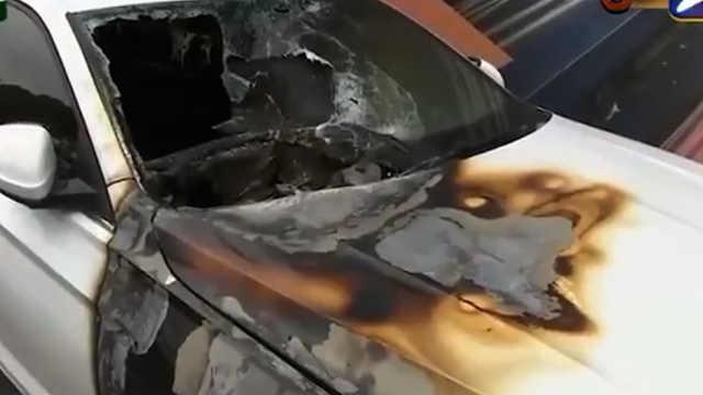 速腾刚买就起火,消防排除外因,4S店却不认可?