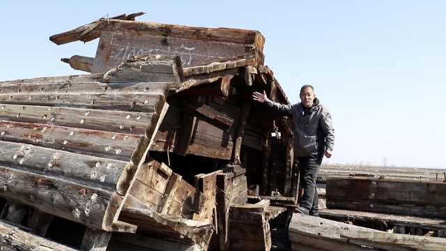 他10年拆掉30艘报废船建民宿:2000余吨古船木传承渔家文化