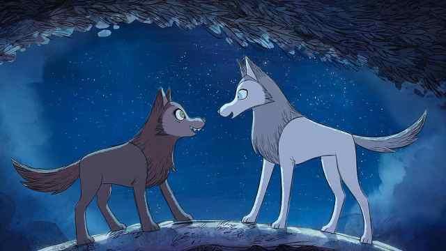 展现复古动画美学,《狼行者》传递爱与勇气