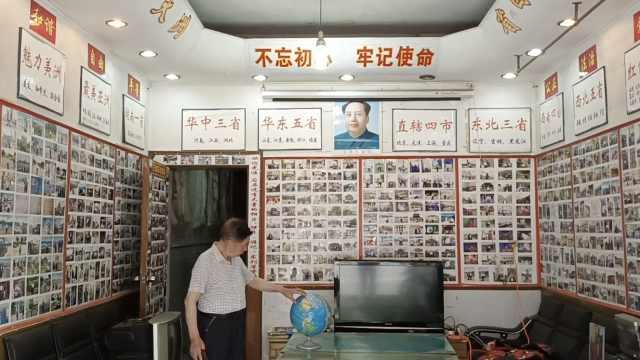 他从60岁环球旅行,87岁已走遍五大洲