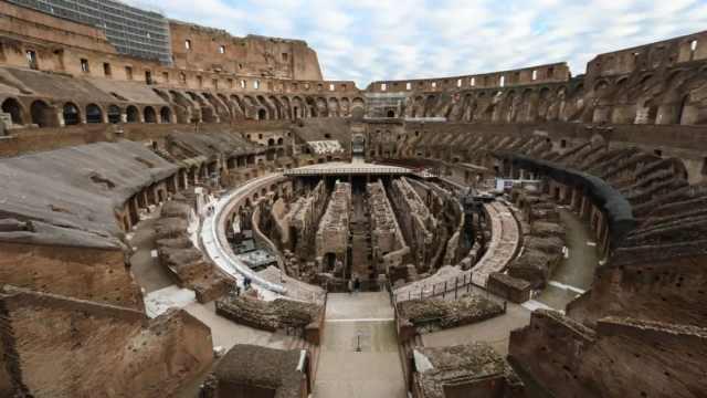 古罗马竞技场改造,高科技地板超乎你的想象!